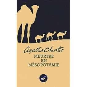 MEURTRE EN MESOPOTAMIE