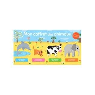 MON COFFRET DES ANIMAUX