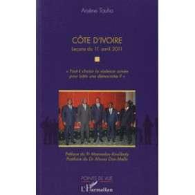 COTE D'IVOIRE, LECONS DU 11 AVRIL 2011
