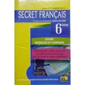 SECRET INTEGRATION FRANCAIS 6 EME