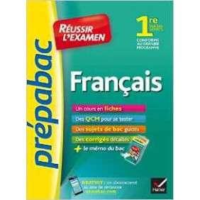 FRANCAIS 1RE TOUTES SéRIES