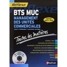 MANAGEMENT DES UNITES COMMERCIALES BTS MUC + CD