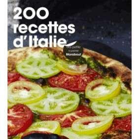 200 RECETTES D'Italie