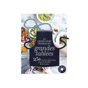 LE GRAND LIVRE MARABOUT DES GRANDES TABLEES