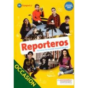 REPORTEROS 5E - LIVRE DE L'ELEVE