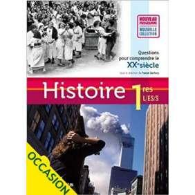 HISTOIRE PREMIERE ES/L/S COMPACT EDITION 2011