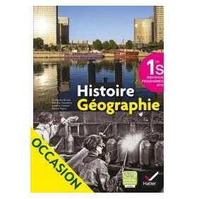 HISTOIRE-GEOGRAPHIE 1RE S ED. 2013 - MANUEL DE L'ELEVE