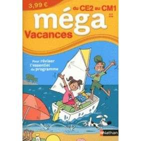 MEGA VACANCES DU CE2 VERS LE CM1