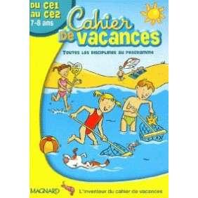 CE1 CE2 CAHIER DE VACANCES