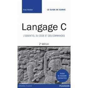 Langage C, 2e
