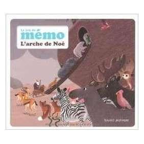 JEU DE MEMO DE L'ARCHE DE NOE
