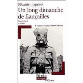 UN LONG DIMANCHE DE FIANCAILLES