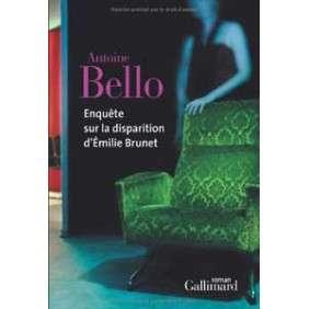 ENQUETE SUR LA DISPARITION D EMILIE BRUNET