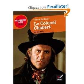 LE COLONEL'CHABERT
