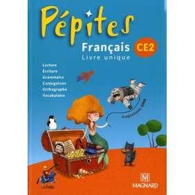 PEPITES CE2 FRANCAIS