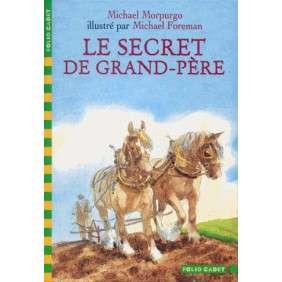 LE SECRET DE GRAND PERE