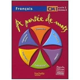 A PORTEE DE MOTS FRANCAIS MANUEL