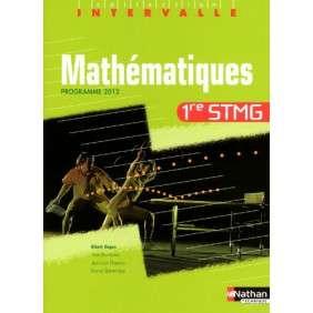 MATHEMATIQUES 1RE STMG : PROGRAMME 2012