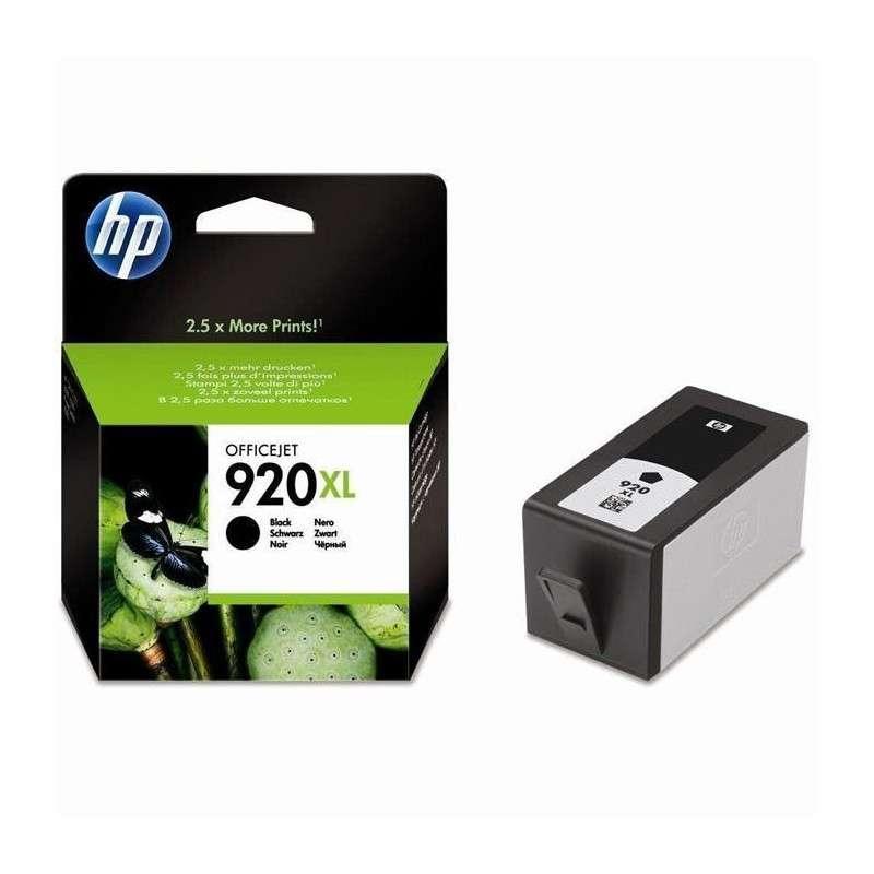 CARTOUCHE HP CD975AE N°920XL NOIRE