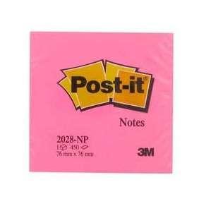 POST-IT 76*76 ROSE