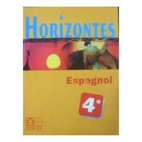 HORIZONTES 4E MANUEL COLLECTIF NEI