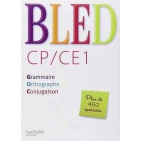BLED CP/CE1 - LIVRE ELEVE