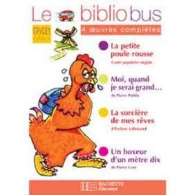 LE BIBLIOBUS N 11 - CP/CE1 - LA PETITE POULE ROUSSE