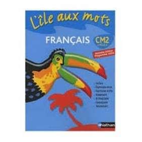 L'ILE AUX MOTS FRANCAIS CM2