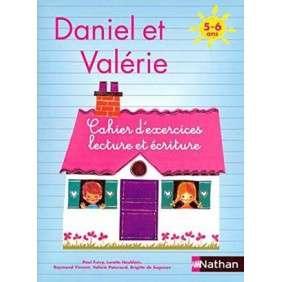 DANIEL ET VALERIE CAHIER D'EXERCICES