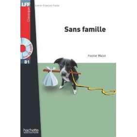 SANS FAMILLE + CD AUDIO