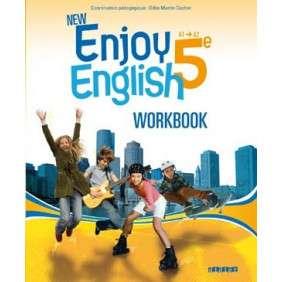 NEW ENJOY ENGLISH 5E NOUVELLE EDITION