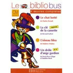 LE BIBLIOBUS N 17 CM - OISEAU BLEU
