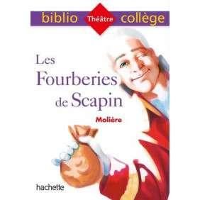 LES FOURBERIES DE SCAPIN BIBLIOCOLEGE