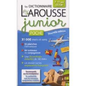 DICTIONNAIRE LAROUSSE JUNIOR