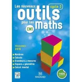 NOUVEAUX OUTILS POUR LES MATHS CM1