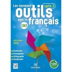 NOUVEAUX OUTILS POUR LE FRANCAIS CM2