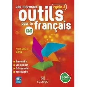 NOUVEAUX OUTILS POUR LE FRANCAIS CM1 ELEVE