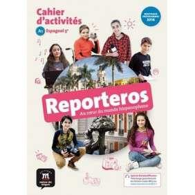 REPORTEROS 5E - CAHIER D'ACTIVITES
