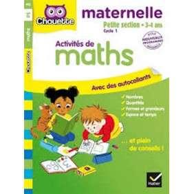 MATHS PETITE SECTION 3-4 ANS