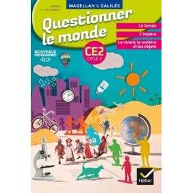 MAGELLAN ET GALILEE-QUESTIONNER LE MONDE CE2
