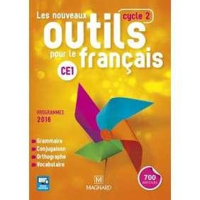 LES NOUVEAUX OUTILS POUR LE FRANCAIS CE1 CYCLE 2