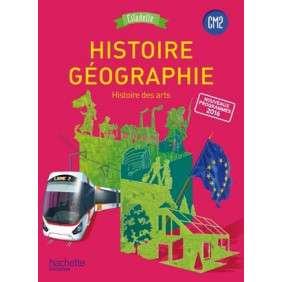 HISTOIRE-GEOGRAPHIE CM2 - COLLECTION CITADELLE