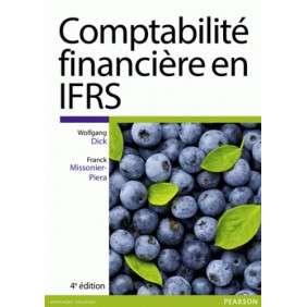 COMPTABILITE FINANCIERE EN IFRS - 4E EDITION