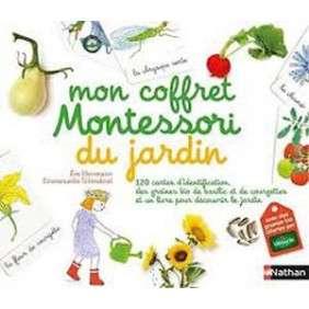 MON COFFRET MONTESSORI JARDIN