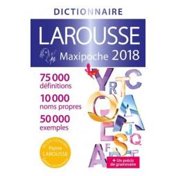 DICTIONNAIRE MAXIPOCHE 2018