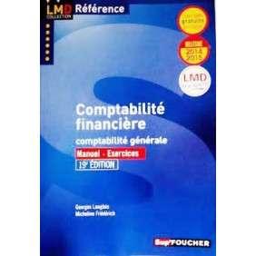 OPE LMD COMPTABILITE FINANCIERE 19E EDITION