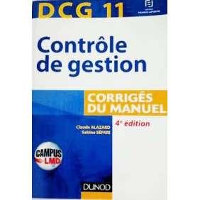 DCG-CONTROLE DE GESTION
