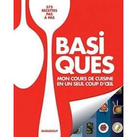 BASIQUES : MON COURS DE CUISINE EN UN SEUL COUP D'ŒIL