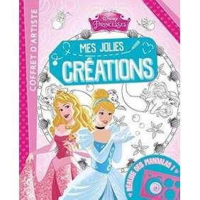 PRINCESSES MES JOLIS CREATIONS, REALISE DES MANDALAS