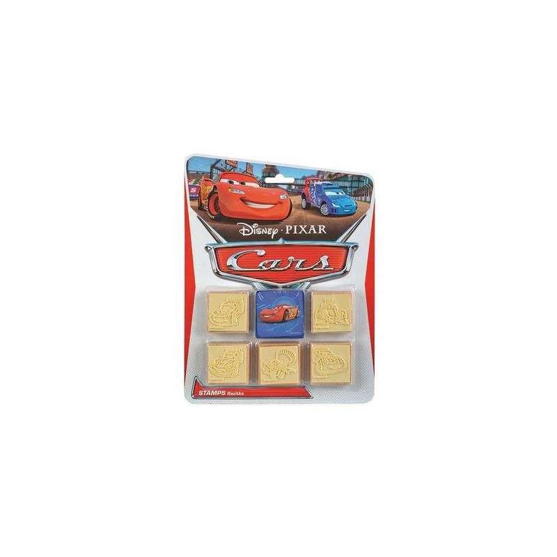 Set de Tampons Disney/Cars 2